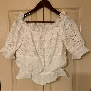 Cremieux white top Small